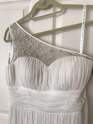 David's Bridal White Dress for Sale in South Riding, VA