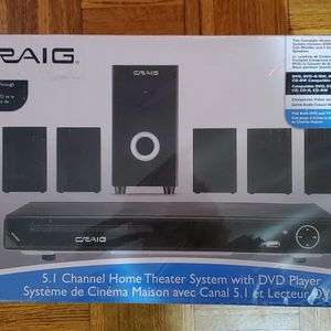 Craig Home Theater System for Sale in Brooklyn, NY