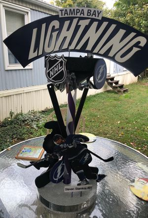 Tampa Bay Lightning art piece for Sale in Yardley, PA