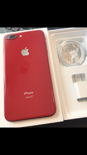 Iphone 8 plus (8+), 64GB - excellent condition, factory unlocked, includes new box & accessories for Sale in Springfield, VA