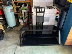 Entertainment tv stand center for Sale in San Jacinto, CA