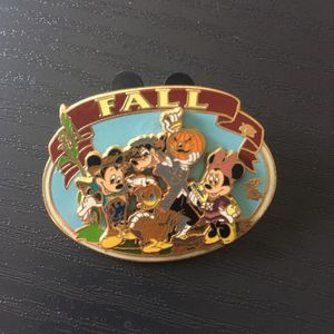 Walt Disney The Four Seasons Fall Collections for Sale in Pinellas Park, FL