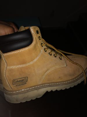 Coleman work boots for Sale in Richmond, CA