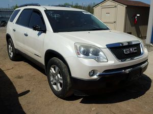 GMC Acadia 2007 Parts for Sale in Easley, SC