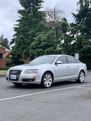2005 Audi A6 3.2 Quattro for Sale in Tacoma, WA