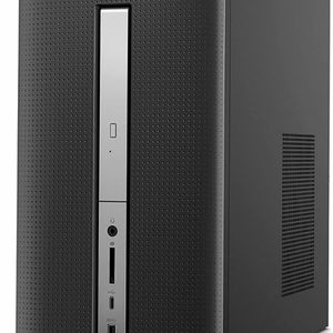 HP Pavilion Desktop Pl 570; i3 3.9GHz; Gen 7; 250 SSD; 8GB; Optical Drive, Win10 for Sale in Tempe, AZ