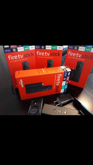 Amazon FIRE 80 stick for Sale in Dallas, GA