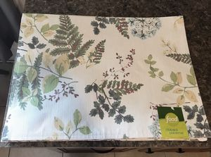 Farmhouse style placemats for Sale in Justin, TX