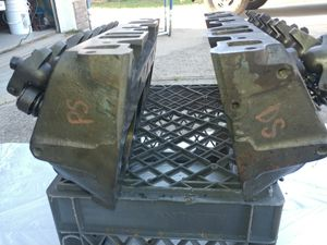 SBC 400 HEADS (PORTED) for Sale in Clayton, NC