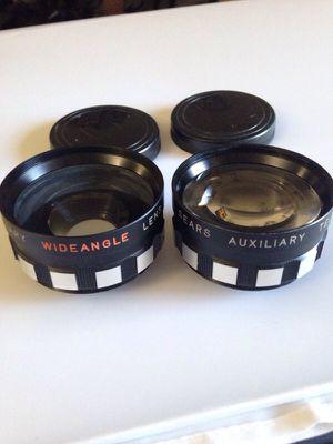 Sears auxiliary telephoto lens for Sale in Ashburn, VA