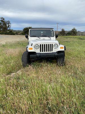 2006 Jeep TJ Wrangler for Sale in Mission Viejo, CA