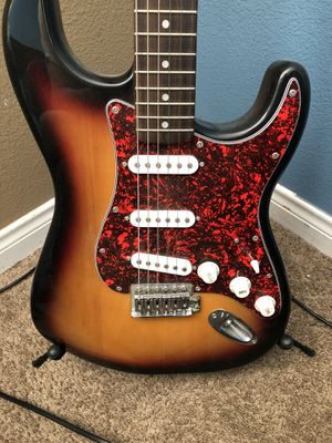 Squier Strat Electric Guitar for Sale in San Diego, CA