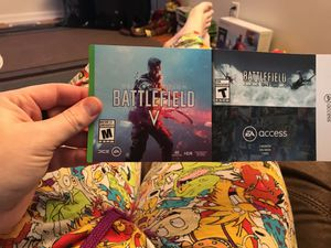 Battlefield V deluxe Edition for Sale in Fort Leonard Wood, MO