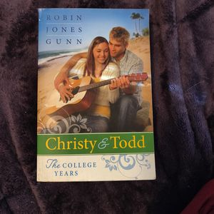 Last 3 books to the Christy and Todd series by Robin jones gunn for Sale in Oceanside, CA