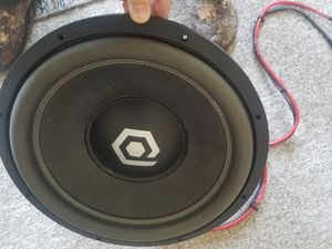 Soundqubed hdc4 15 for Sale in Columbus, OH