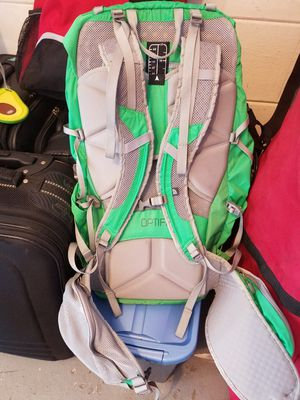 The North Face Hiking Backpack for Sale in Pinellas Park, FL