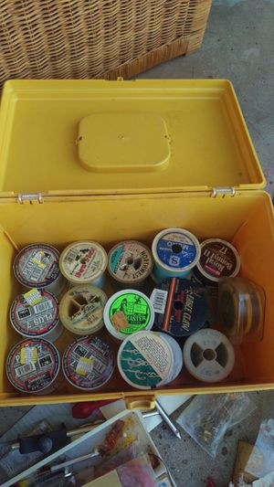 Fishing line for Sale in Moreno Valley, CA