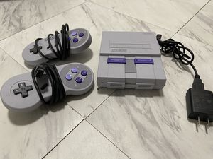 Super Nintendo Classic built in plenty of games for Sale in Queens, NY