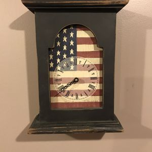 Americana clock for Sale in Jersey Shore, PA