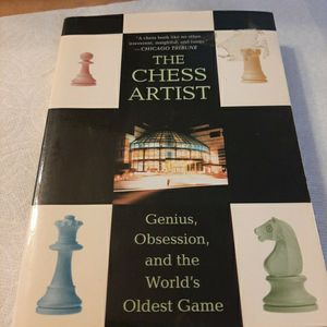 The Chess Artist Book for Sale in Elma, WA