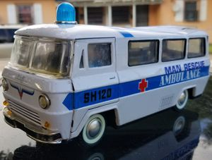 Vintage Tin Toy Ambulance for Sale in Miami, FL
