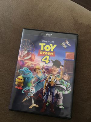 Tot story 4 dvd for Sale in Oakley, CA
