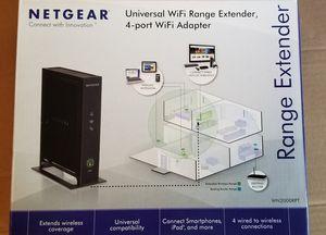 Netgear wifi range extender for Sale in Martinsburg, WV