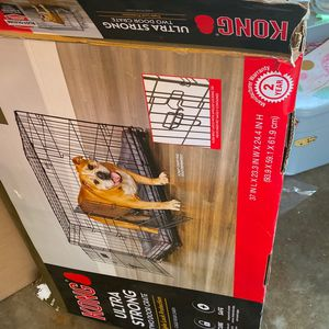 Kong Dog Crate for Sale in Fresno, CA