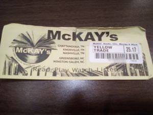 McKays Trade for Sale in Knoxville, TN