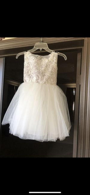 Flower girl dress for Sale in El Cajon, CA