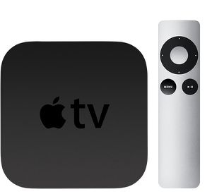 Like New Apple TV 3rd Generation, Comes with remote and power cord for Sale in Dana Point, CA