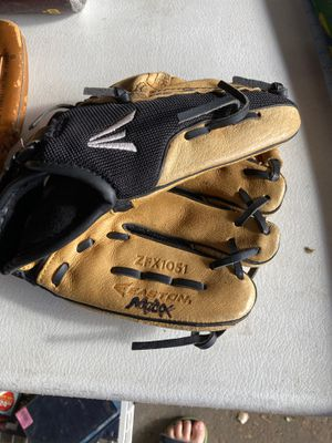 Easton baseball gloves size 10 1/2 for Sale in Centennial, CO