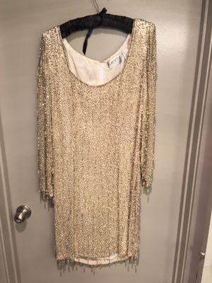 Oleg Cassini beaded dress for Sale in Tacoma, WA