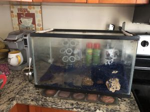 10 gal tank and stand for Sale in Miami, FL