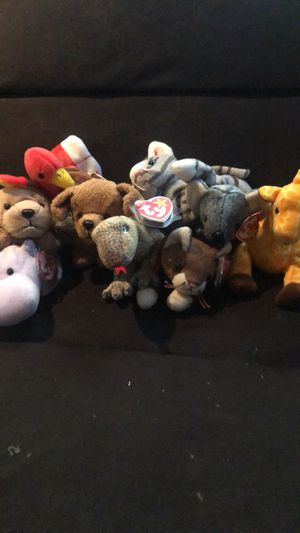 Beanie babies original for Sale in Montebello, CA