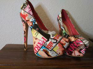 New platform heels size 7 for Sale in Niederwald, TX