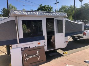 2007 jayco 1007 series pop up camper for Sale in San Diego, CA