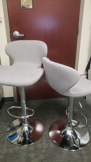 Adjustable+swivel stools for Sale in Austin, TX