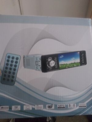 New Stereo 4×6 screan with back up camera for Sale in Chula Vista, CA