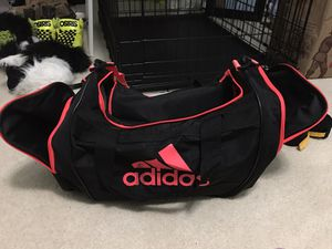 Adidas duffle bag for Sale in West Milford, NJ