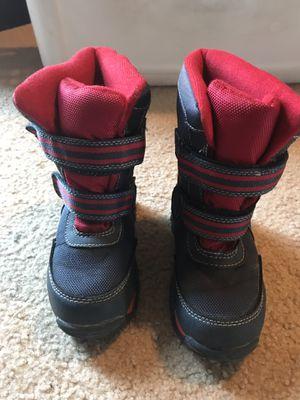 Size 10 kids snow boots. Vpk-kindergarten for Sale in Wellington, FL
