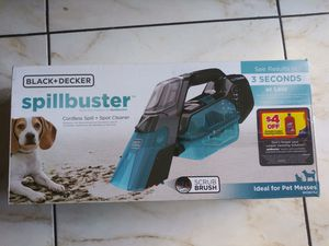 Spillbuster hand vacuum. for Sale in San Diego, CA
