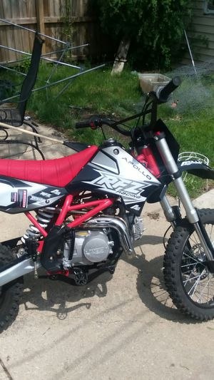 Dirt bike Apollo rfz for Sale in Chicago, IL