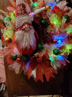 Christmas wreath for Sale in San Angelo,  TX