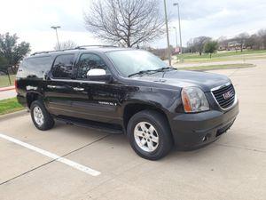 2007 GMC YUKON 4x4 XL TITULO LIMPIO for Sale in Grand Prairie, TX