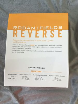 Rodan & Fields Reverse Regimen for Sale in Streamwood, IL