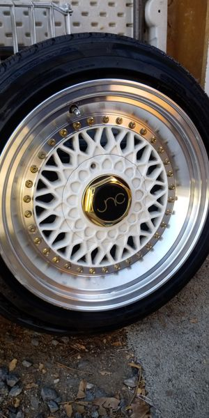 Jnc rims universal for Sale in San Diego, CA