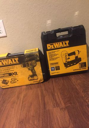 Drill & Nail Gun for Sale in Lutz, FL
