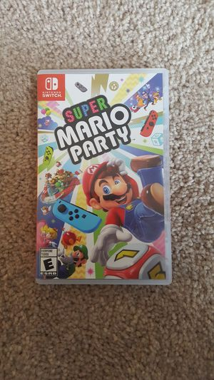 Mario Party for Nintendo Switch for Sale in Falls Church, VA