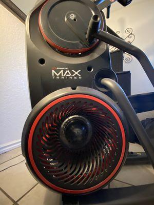 BOWFLEX MAX TRAINER ELLIPTICAL MACHINE for Sale in Corona, CA